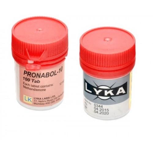 Pronabol (метан в таблетках) от Lyka Labs