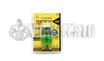 TESTOCYP-250 (тест ципионат) Chang Pharma