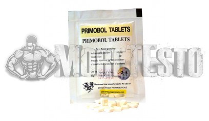 Primobol Tablets (примоболан таблетки) BD