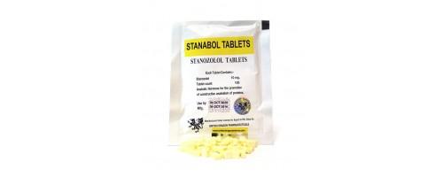 STANABOL (станозолол таблетки) British Dragon