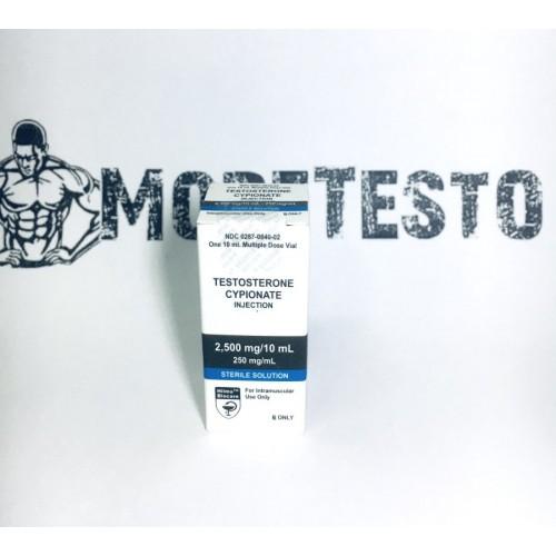 Testosterone Cypionate (тест. ципионат) Hilma