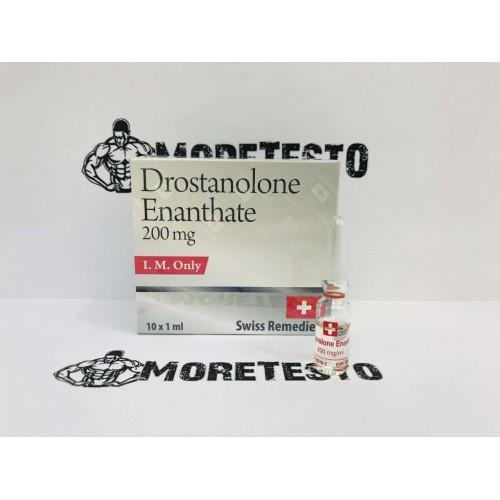 Drostanolone-E (мастерон энантат) Swiss