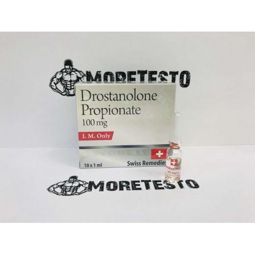 Drostanolone-P (мастерон пропионат) Swiss