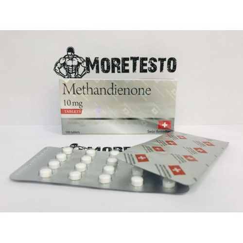 Methandienone (метан) от Swiss