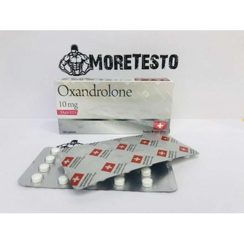 Oxandrolone (оксандролон) от Swiss