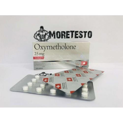 Oxymetholone (оксиметолон) Swiss