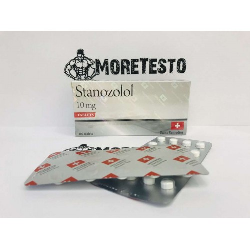 Stanozolol (станозолол) Swiss