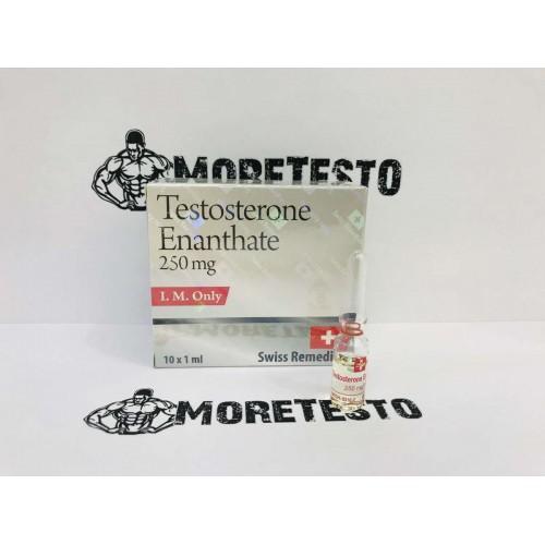 Testosterone Enanthate (тест энантат) Swiss
