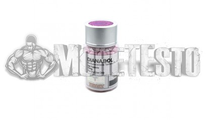 Dianabol (метан) от Spectrum (EUROPA)