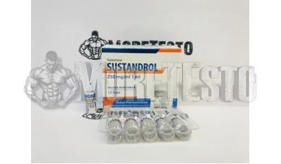 SUSTAMED 10ml (SUSTANDROL) от Balkan Pharma