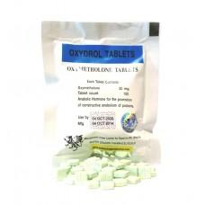 OXYDROL (оксиметолон таблетки) British Dragon