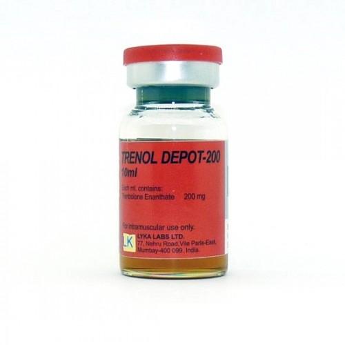 Trenol Depot (тренболон энантат) от Lyka Labs