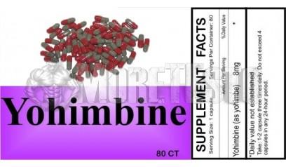 Yohimbine (йохимбин)