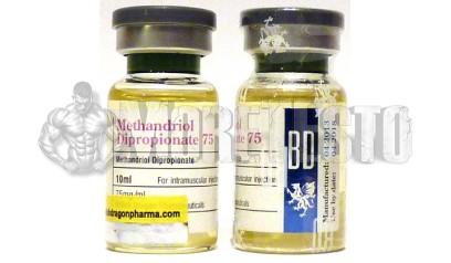 METHANDRIOL DIPROPIONATE (Метандриол)