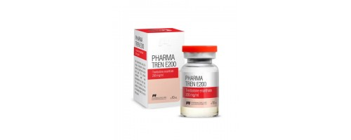 PharmaTren E 200 (тренболон энантат)