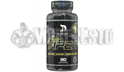 BLACK VIPER (жиросжигатель) Dragon Pharma
