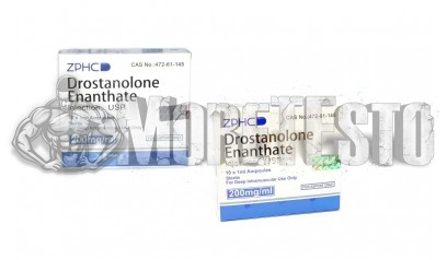 Drostanolone Enanthate ZPHC