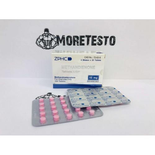 Methandienone (Метан) от ZPHC