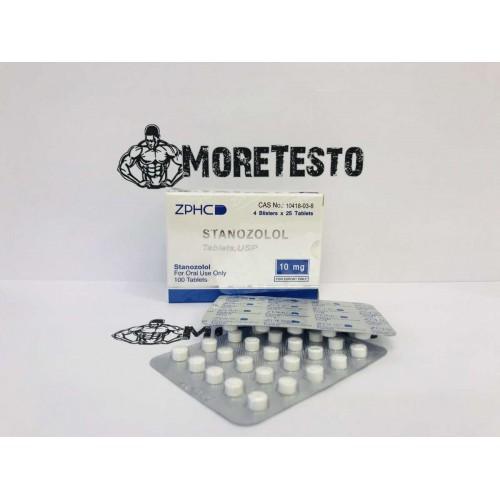 Stanozolol (станозолол) от ZPHC